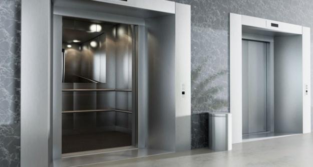 Asansörde feci ölüm