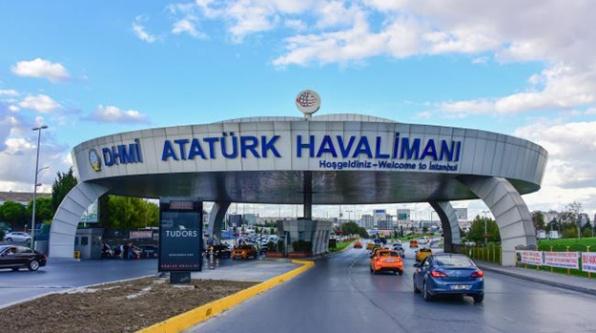Atatürk Havaalanı'nda ölüm
