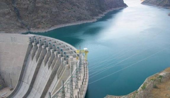 Baraj ve göletlerdeki su oranı hızla düşüyor