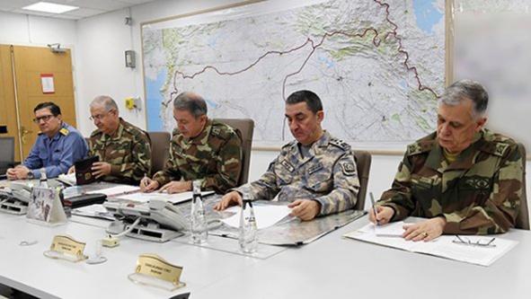 İşte Afrin harekatının komuta merkezi