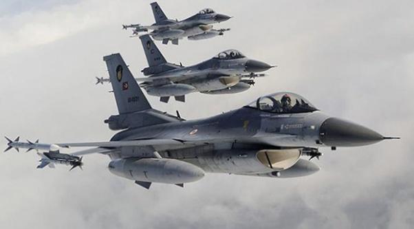 Kuzey Irak#039;a hava harekatı