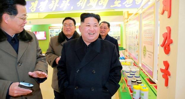 Kuzey Kore lideri Kim sırrını açıkladı