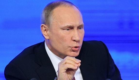 Putin: Saldırıların arkasındakileri biliyoruz