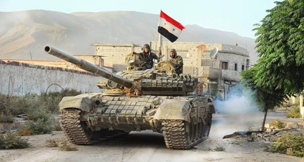Suriye ordusu Ebu Duhur üssünü kontrol altına aldı
