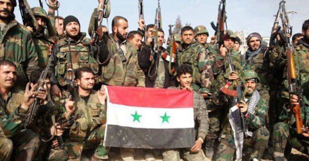 Suriye ordusu El Nusra#039;ya karşı operasyon başlattı