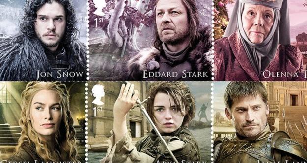 Ünlü dizinin pulları çıktı