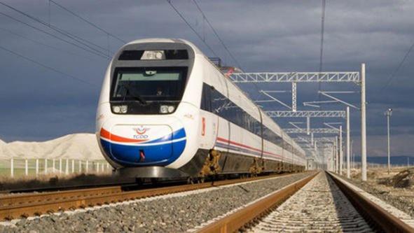 Yüksek hızlı tren Haydarpaşa'ya geliyor