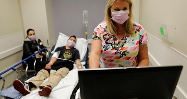 ABD'de grip salgını: 53 ölü