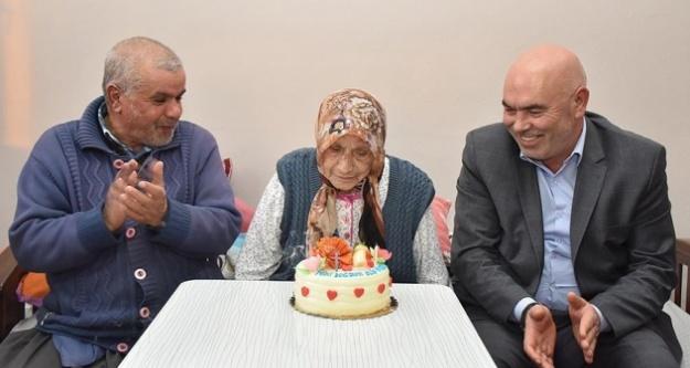 Elif nineye doğum günü sürprizi