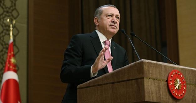 Erdoğan: Uyuyan devi uyandırdılar