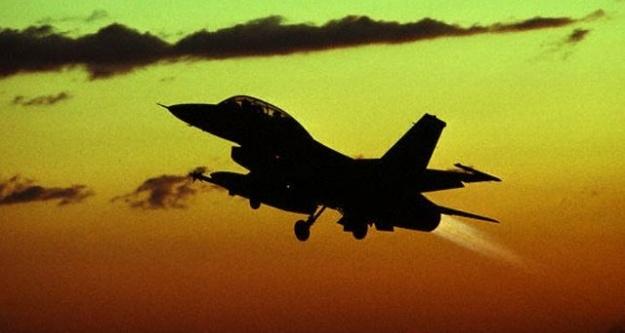 Irak#039;ın kuzeyine hava harekatı