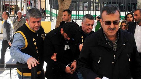 Şehit annesine hakaretten tutuklandı