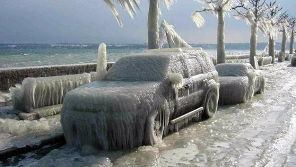 Sibirya soğukları Türkiye#039;ye mi geliyor?
