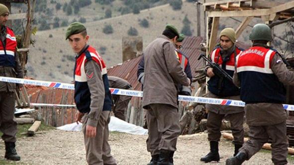 Tarla katliamı: 4 ölü, 2 yaralı