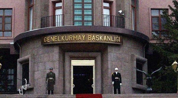 TSK#039;dan açıklama: 2 asker şehit, 1 asker yaralı