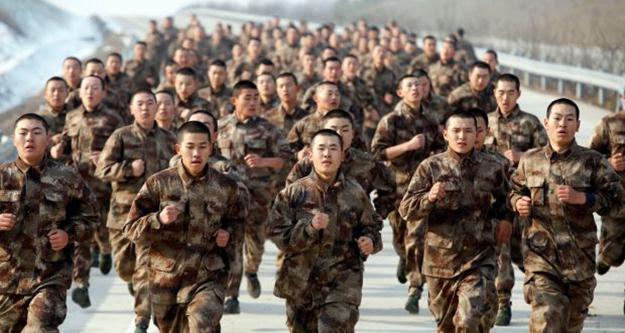 Çin'in savunma bütçesi ABD'yi rahatsız etti