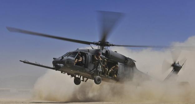 Düşen ABD helikopterinde kurtulan olmadı
