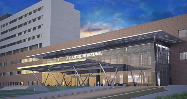 Elazığ Şehir Hastanesi yakında açılıyor