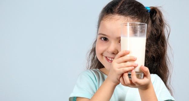 Her gün 2 bardak süt