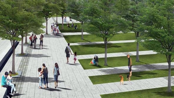 İşte Feriköy Kent Parkı'nın detayları
