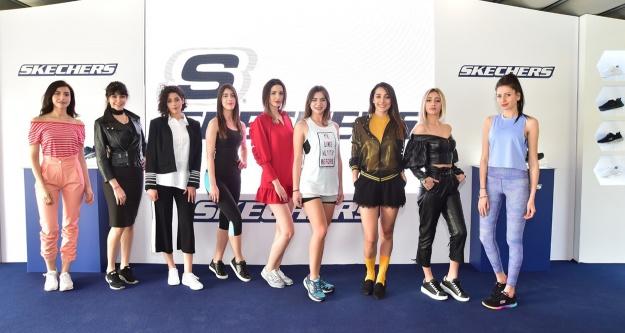 Skechers 'Bahara merhaba' dedi