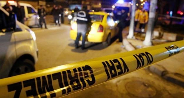 Uber aracına silahlı saldırı