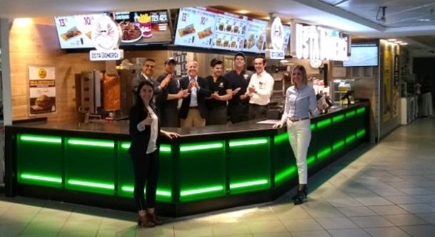 Usta Dönerci'den yeni restoran