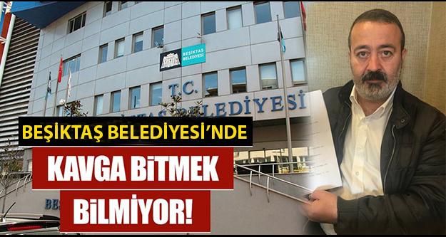 Beşiktaş Belediyesi'nde kavga
