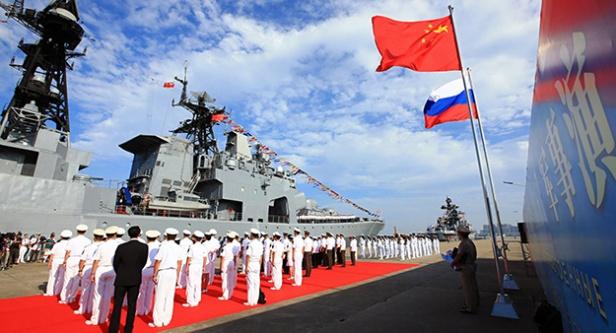 Çin ve Rusya'dan ortak deniz tatbikatı