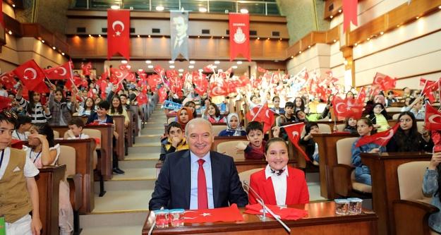 İBB Meclisi'nde özel oturum