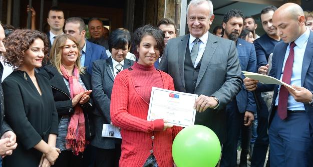 İnönü, En Roman Dostu Belediye Başkanı seçildi