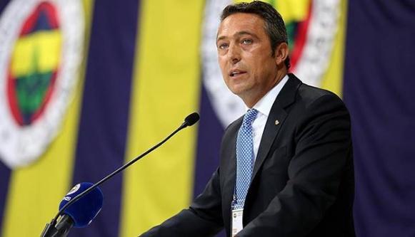 """Kongre üyeleri 'Ali Koç Başkan"""" diyor"""