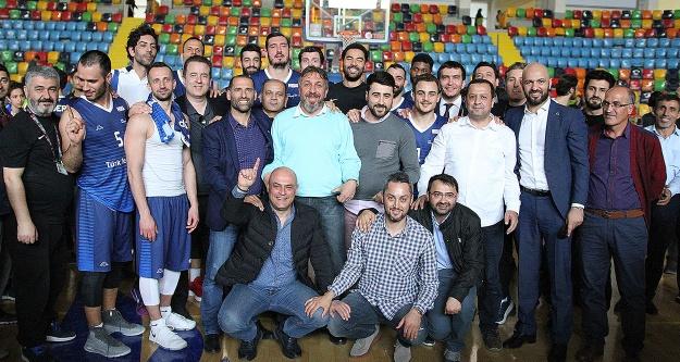 Şampiyon Türk Telekom