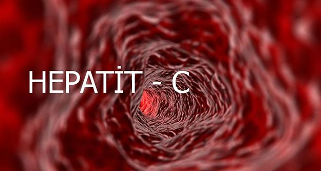 Türkiye'nin Hepatit C haritası çıkartıldı