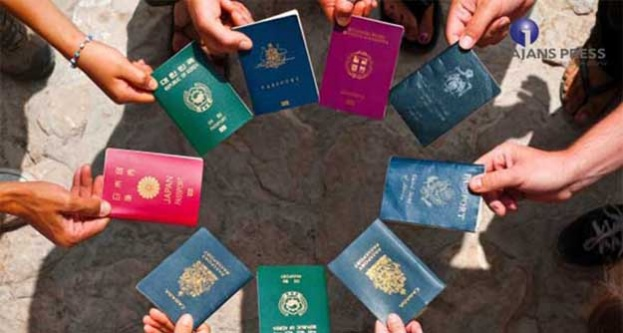 111 ülkeye vizesiz giriş