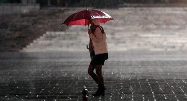 Ankara için sağanak yağış uyarısı