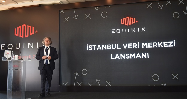 Equinix yeni veri merkezini açtı