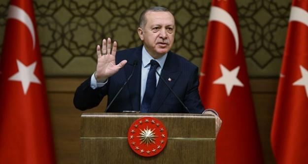 Erdoğan'dan BM'ye Gazze tepkisi
