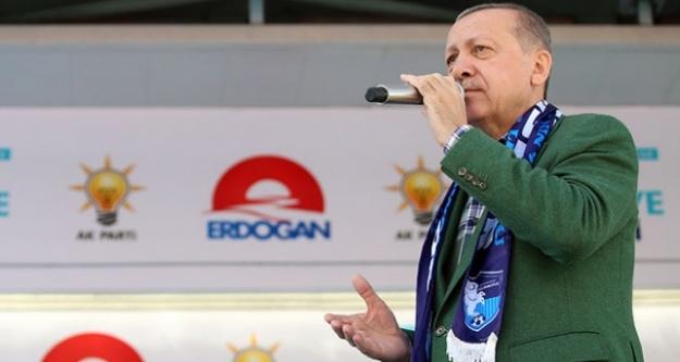 Erdoğan: Dövizlerinizi TL#039;ye çevirin