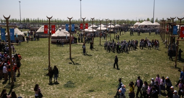 Etnospor Kültür Festivali başladı