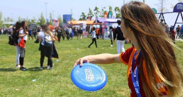 Gençlik Festivali ziyaretçi rekoru kırdı