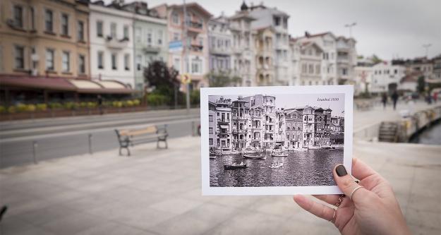 İstanbul'un dünü ve bugünü