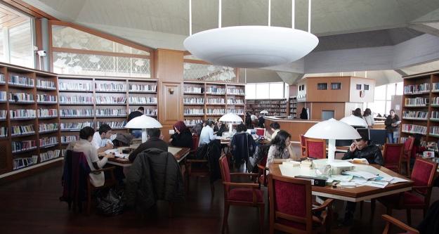 Ramazan'da kütüphaneler 24:00'e kadar açık