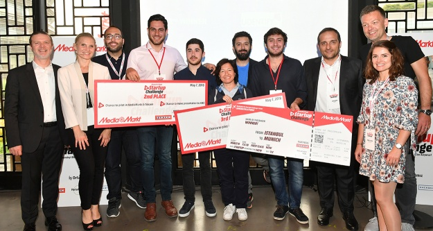 Türk girişimciler Avrupa yolunda