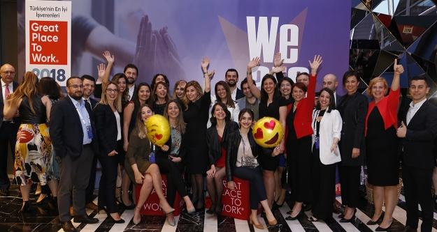 Türkiye'nin en iyi şirketleri belirlendi