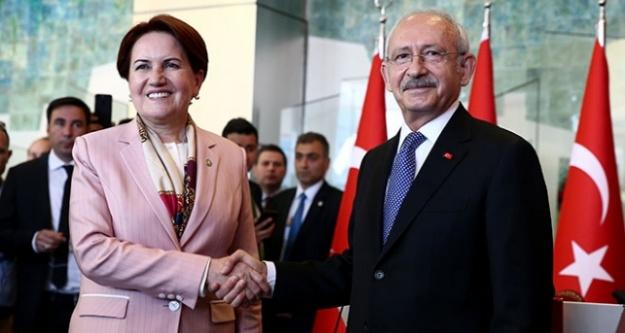 Kılıçdaroğlu ve Akşener bir araya geliyorlar