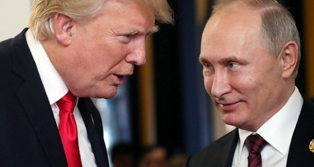Trump - Putin zirvesi...