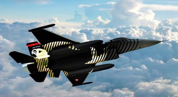 Türk Hava Kuvvetleri 107 yaşında