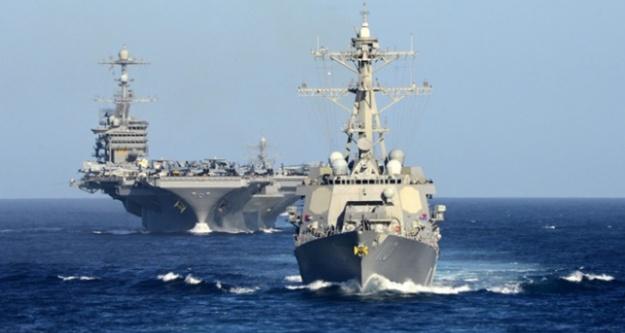 Güney Çin Denizi'nde gerilim