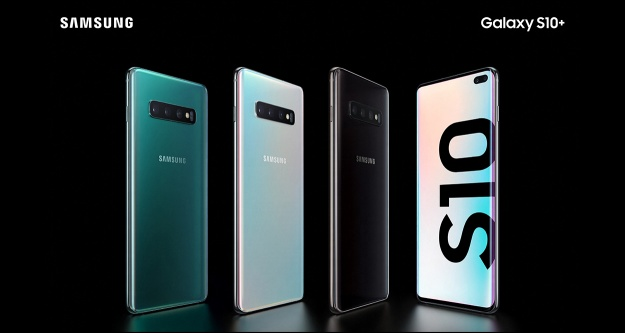 Samsung, Galaxy S10...